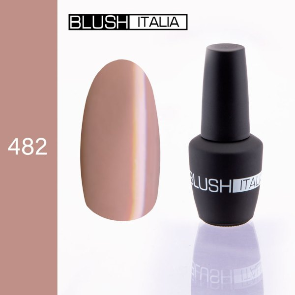gel polish 482 blush italia