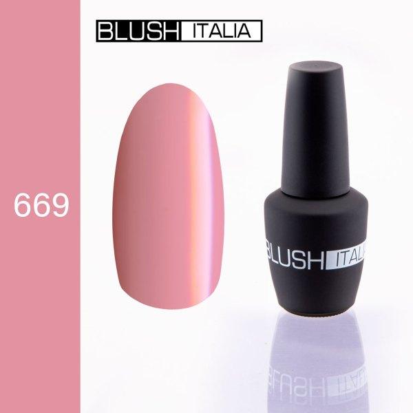 gel polish 669 blush italia