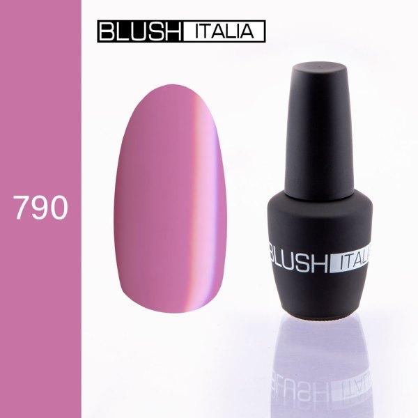 gel polish 790 blush italia