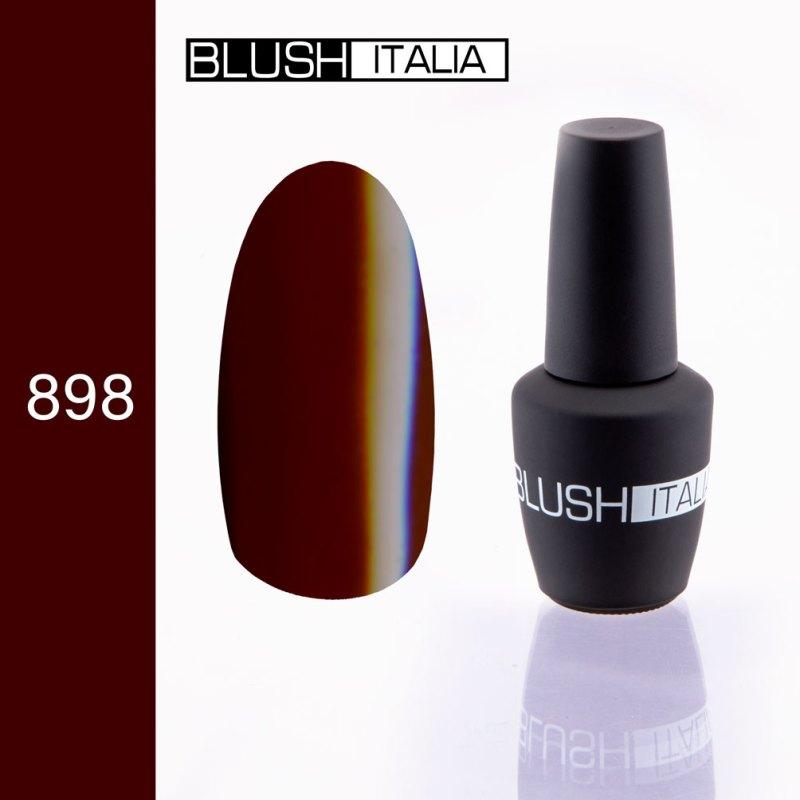 gel polish 898 blush italia