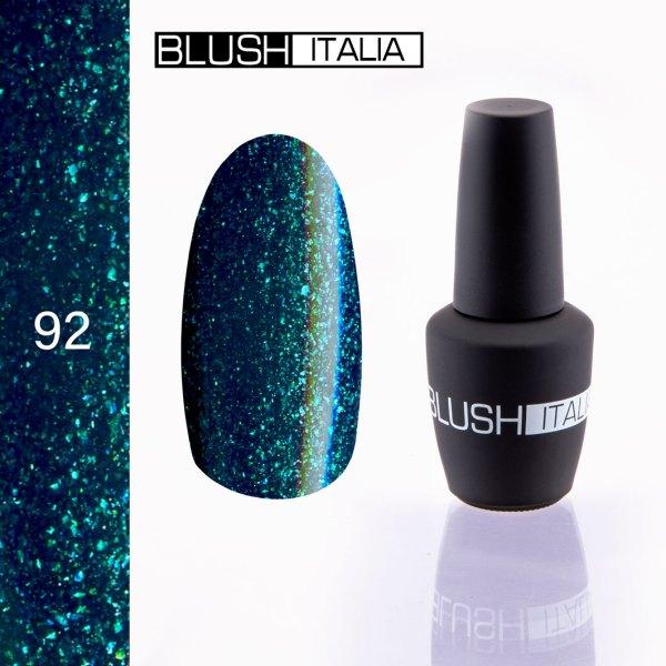 gel polish 92 blush italia