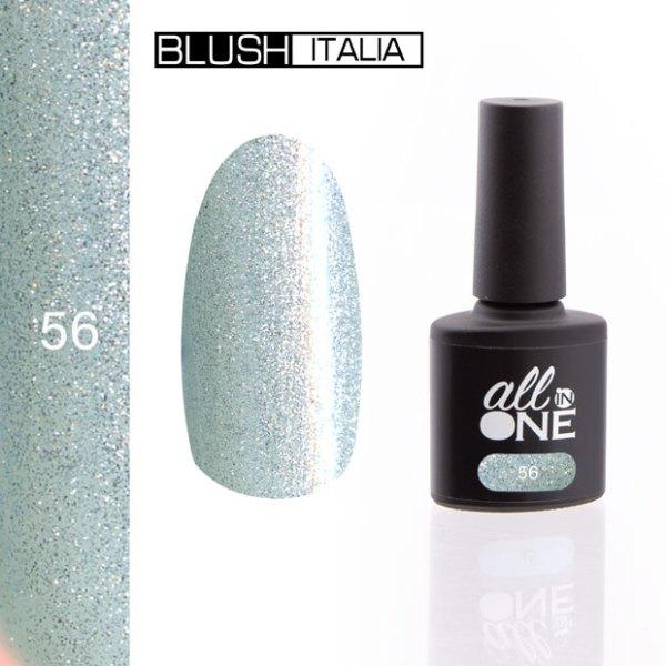 smalto semitrasparente all in one56 blush italia