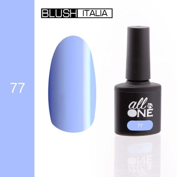smalto semitrasparente all in one77 blush italia
