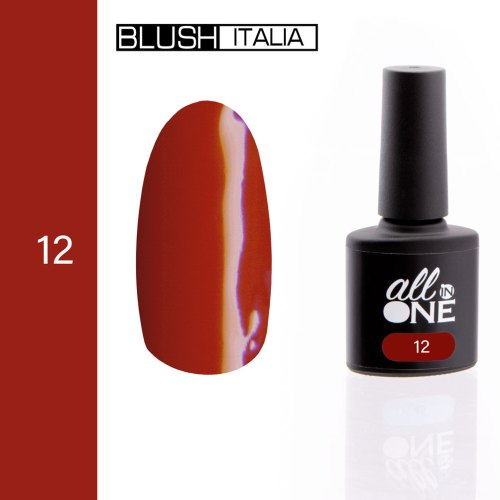 smalto semitrasparente all in one12 blush italia originale