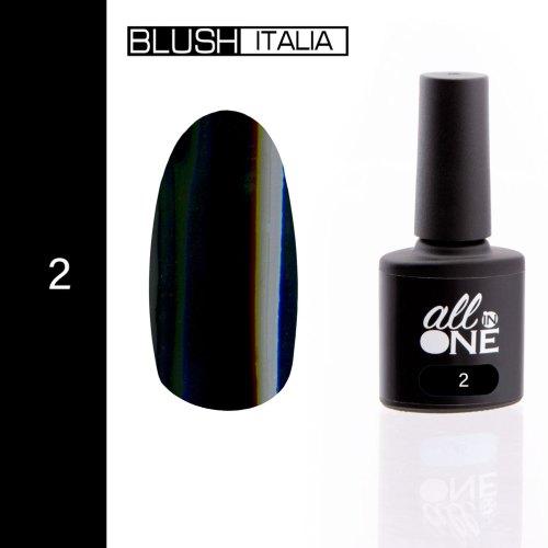 smalto semitrasparente all in one2 blush italia