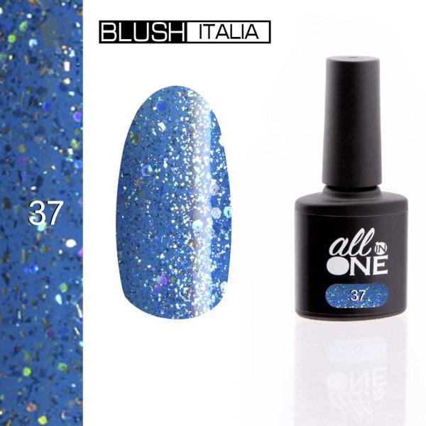smalto semitrasparente all in one37 blush italia