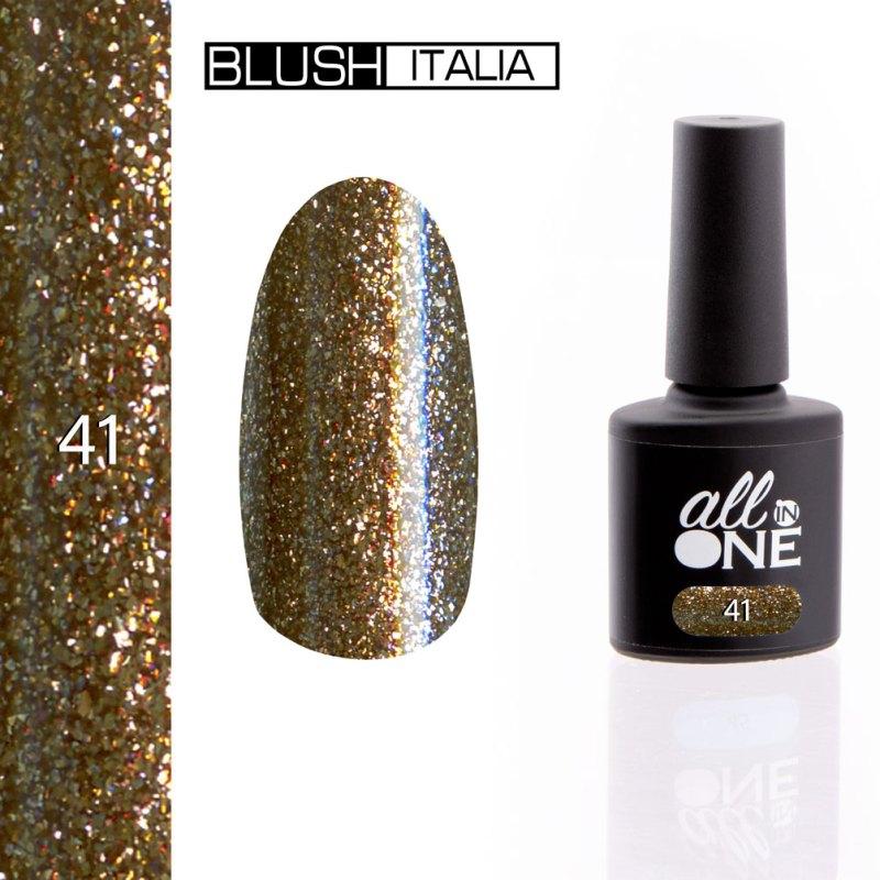 smalto semitrasparente all in one41 blush italia
