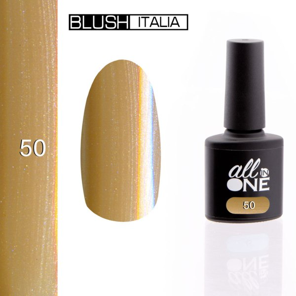 smalto semitrasparente all in one50 blush italia