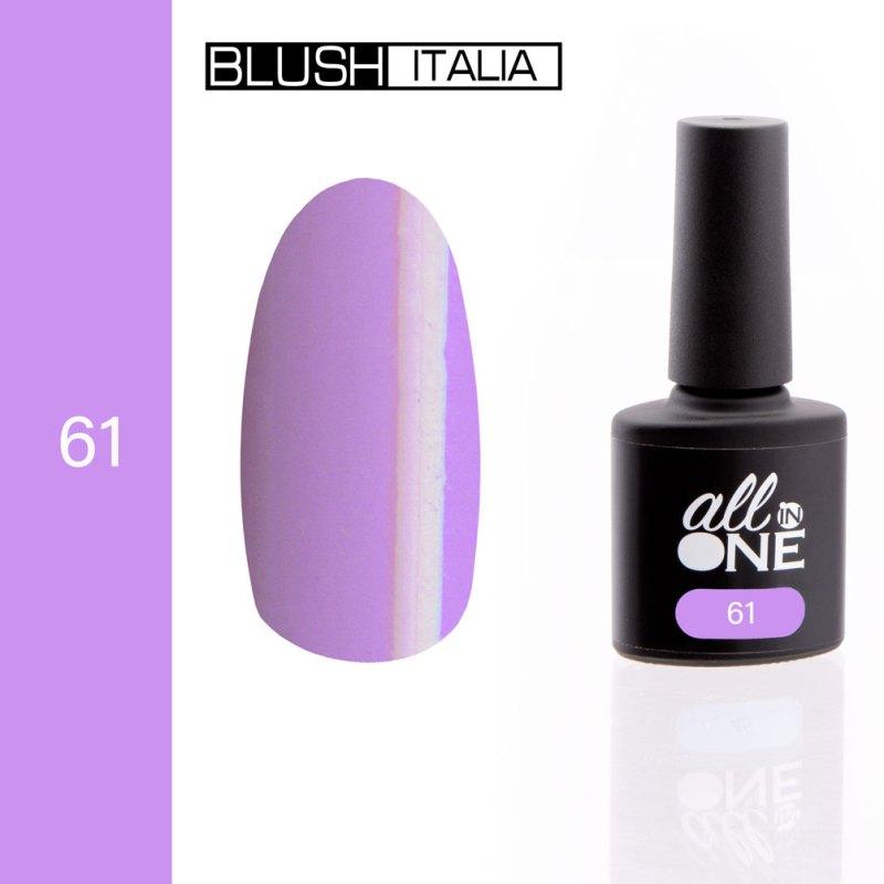 smalto semitrasparente all in one61 blush italia