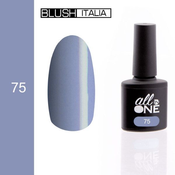 smalto semitrasparente all in one75 blush italia