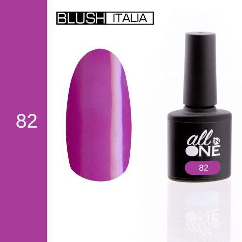 smalto semitrasparente all in one82 blush italia