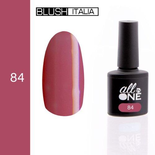 smalto semitrasparente all in one84 blush italia