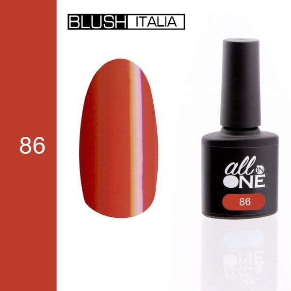 smalto semitrasparente all in one86 blush italia