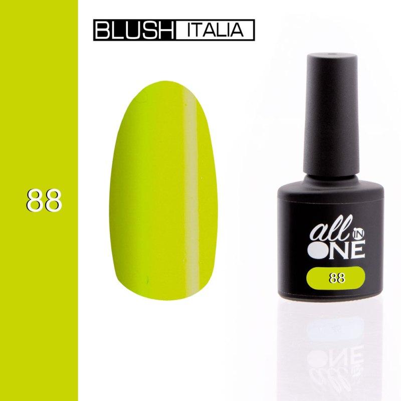 smalto semitrasparente all in one88 blush italia