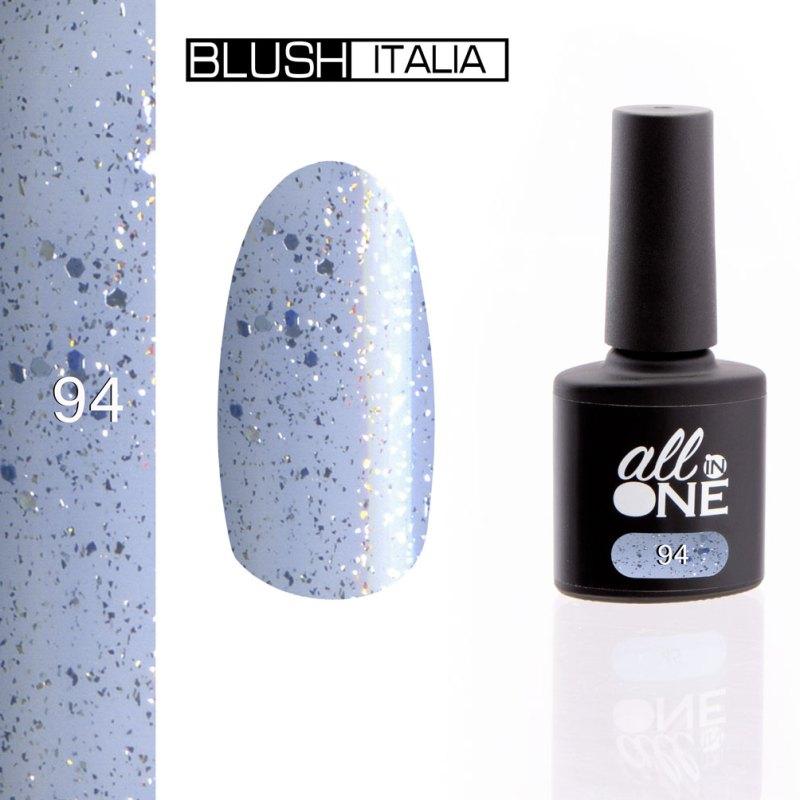smalto semitrasparente all in one94 blush italia