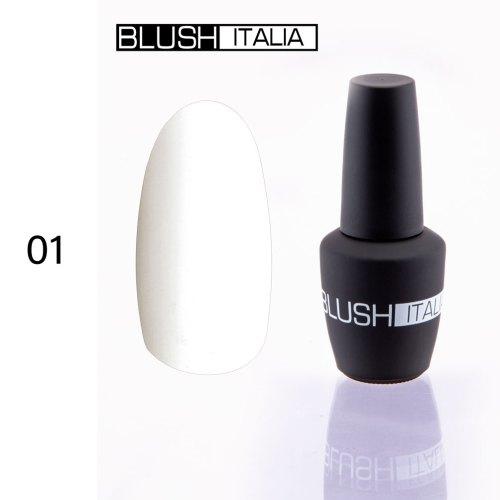 gel polish 01 blush italia