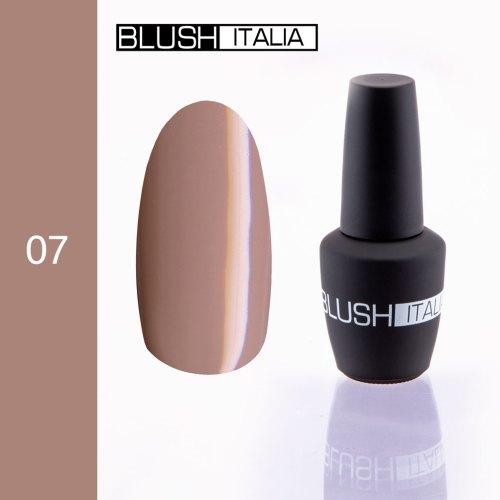 gel polish 07 blush italia
