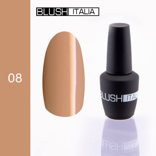 gel polish 08 blush italia
