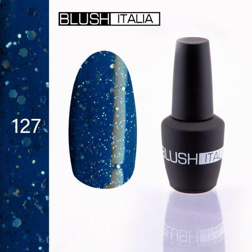 gel polish 127 blush italia