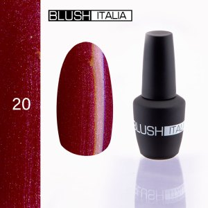 gel polish 20 blush italia