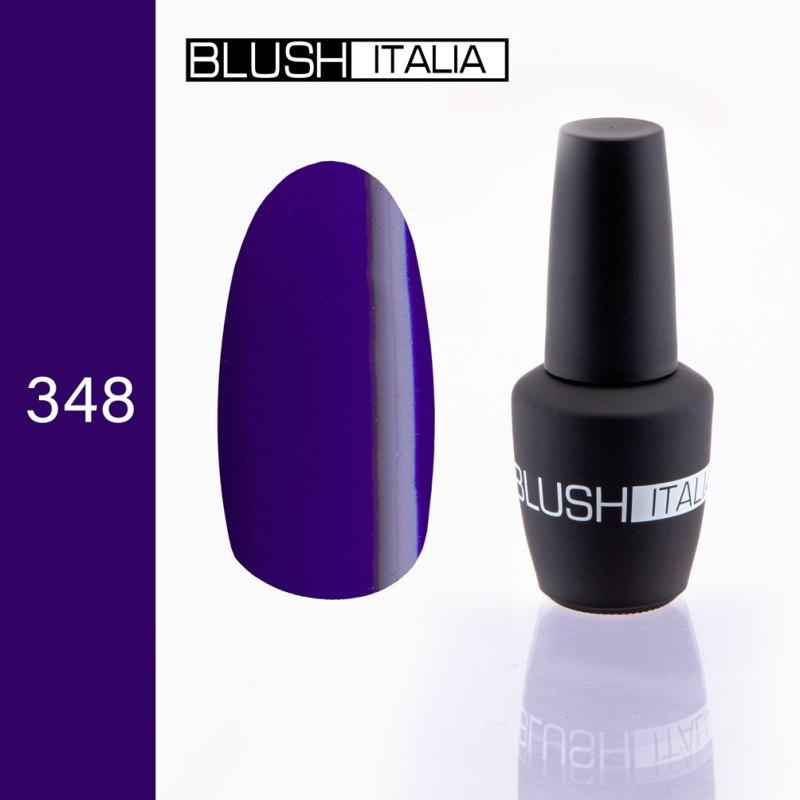 gel polish 348 blush italia