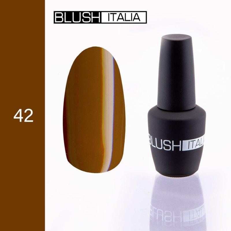 gel polish 42 blush italia