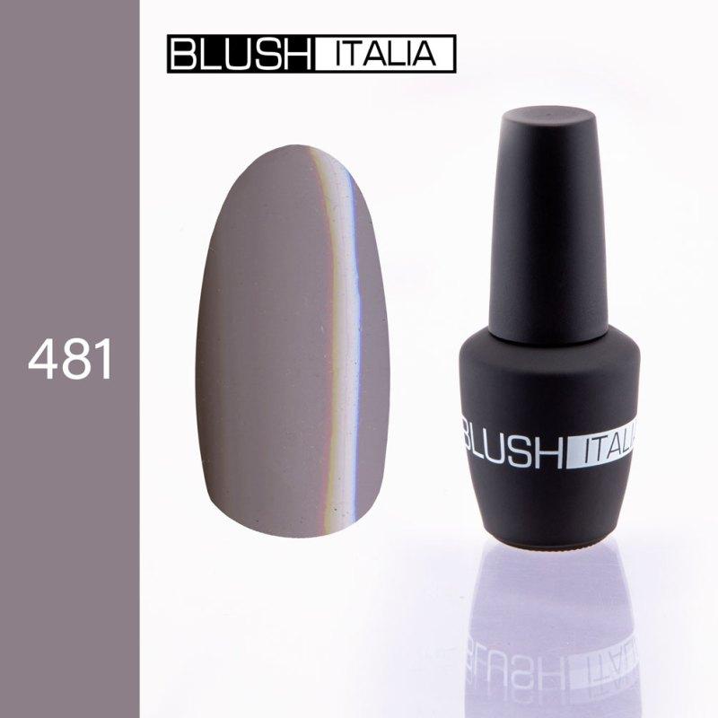 gel polish 481 blush italia