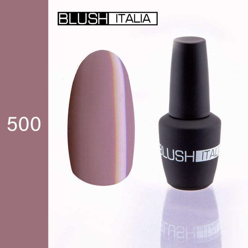 gel polish 500 blush italia