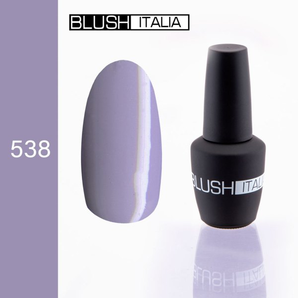 gel polish 538 blush italia