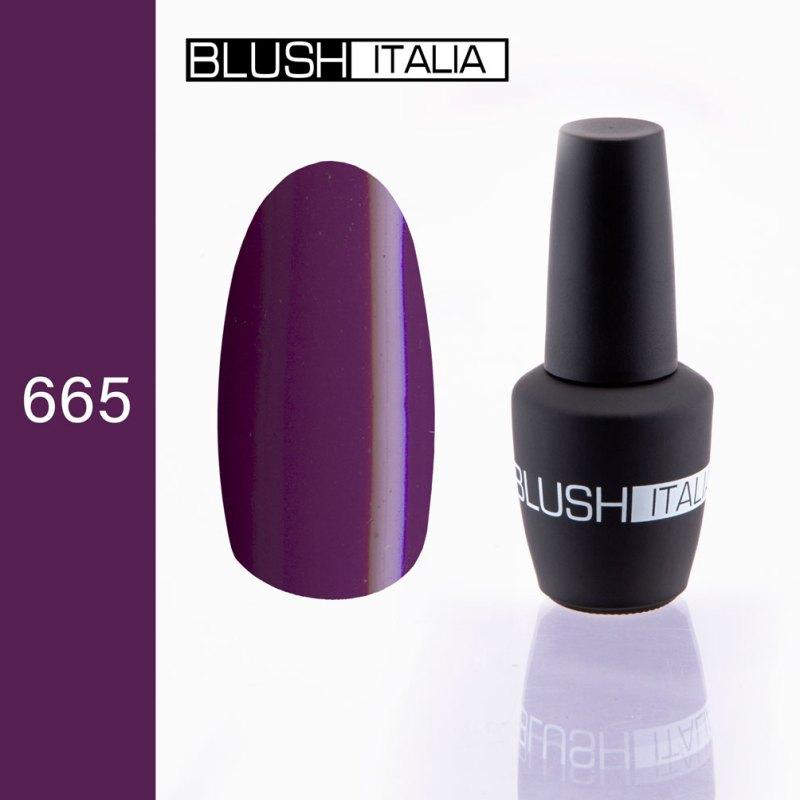 gel polish 665 blush italia