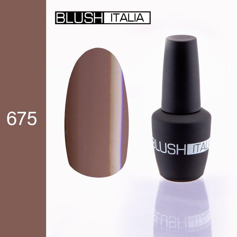 gel polish 675 blush italia