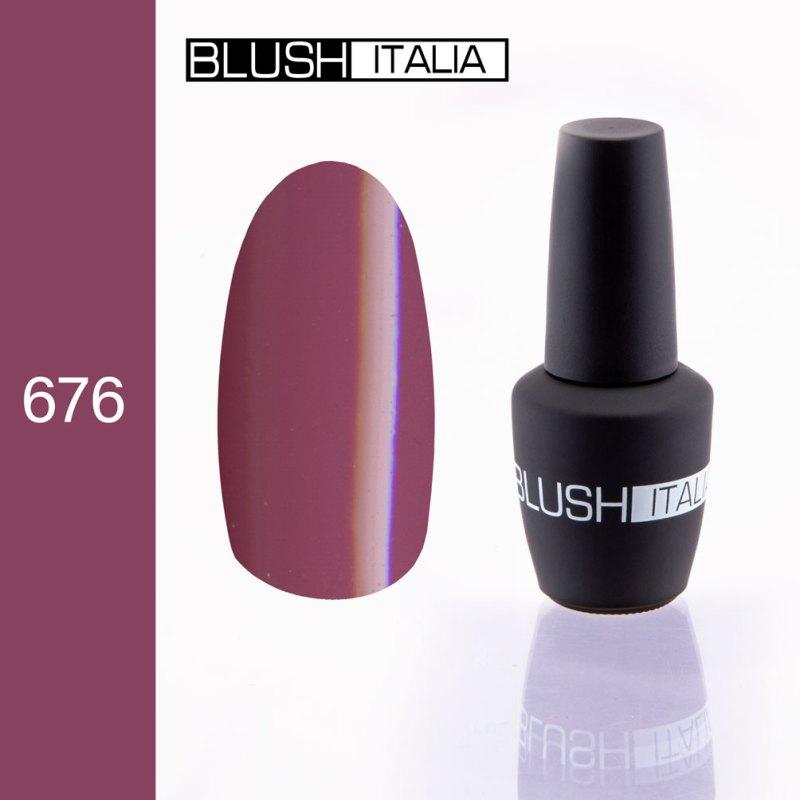 gel polish 676 blush italia