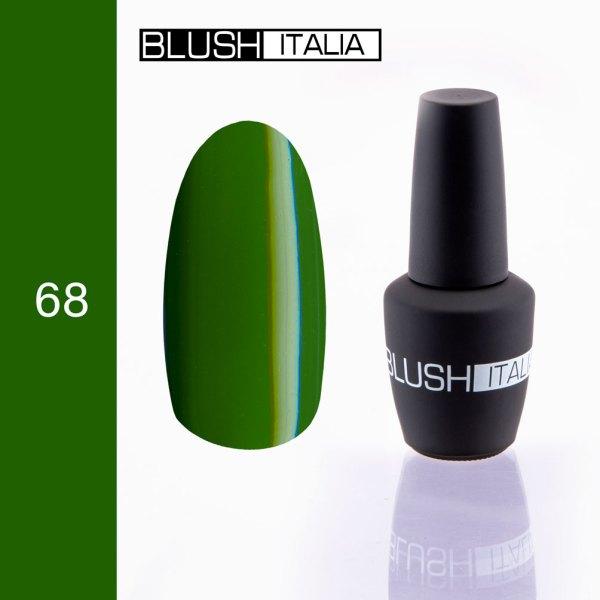 gel polish 68 blush italia