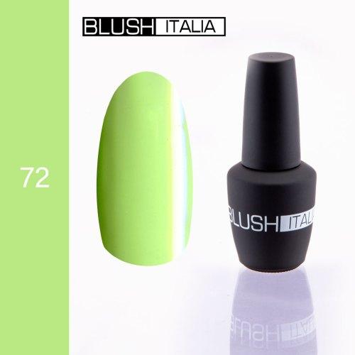 gel polish 72 blush italia