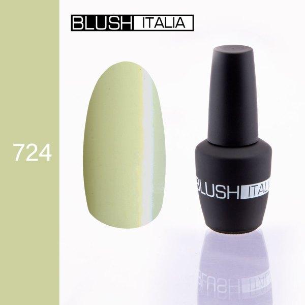 gel polish 724 blush italia