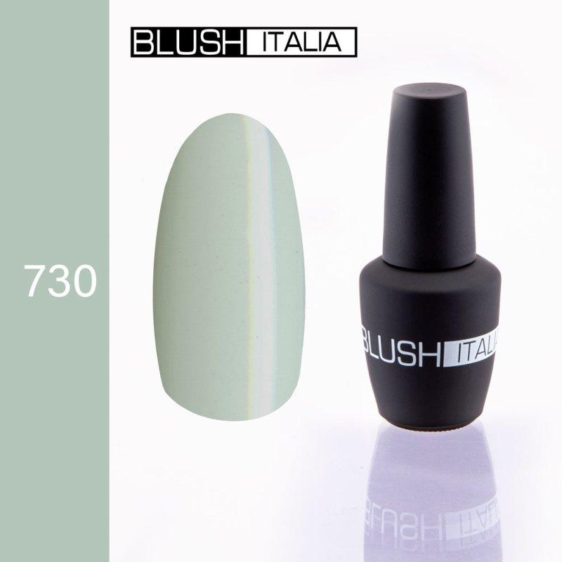 gel polish 730 blush italia