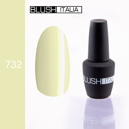 gel polish 732 blush italia