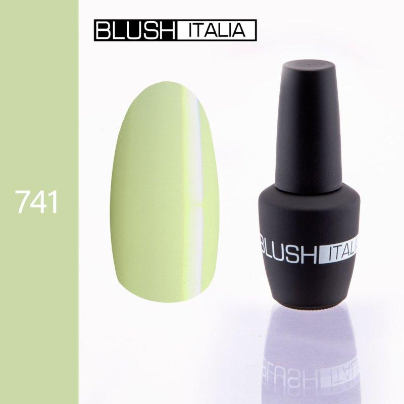 gel polish 741 blush italia