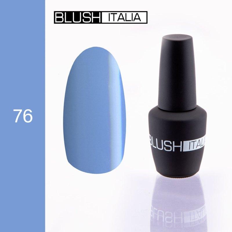 gel polish 76 blush italia