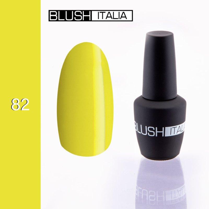 gel polish 82 blush italia
