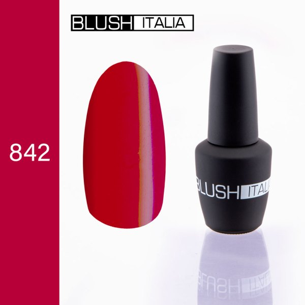 gel polish 842 blush italia
