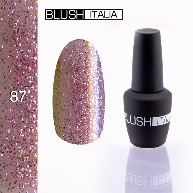gel polish 87 blush italia