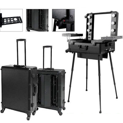 postazione make up melcap trucco portatile estetista professionale valigia