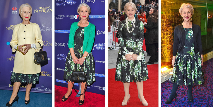 9 Celebs Wore Their Same Look Again And Look Stunning 1