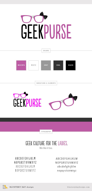 Geek Purse Mood Board Web Sized