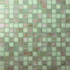Mosaic Backsplash Kitchen Tuscan Decor 豪华绿色混合金线bge003 游泳池马赛克 玻璃马赛克瓷砖 玻璃马赛克厨房后 玻璃马赛克