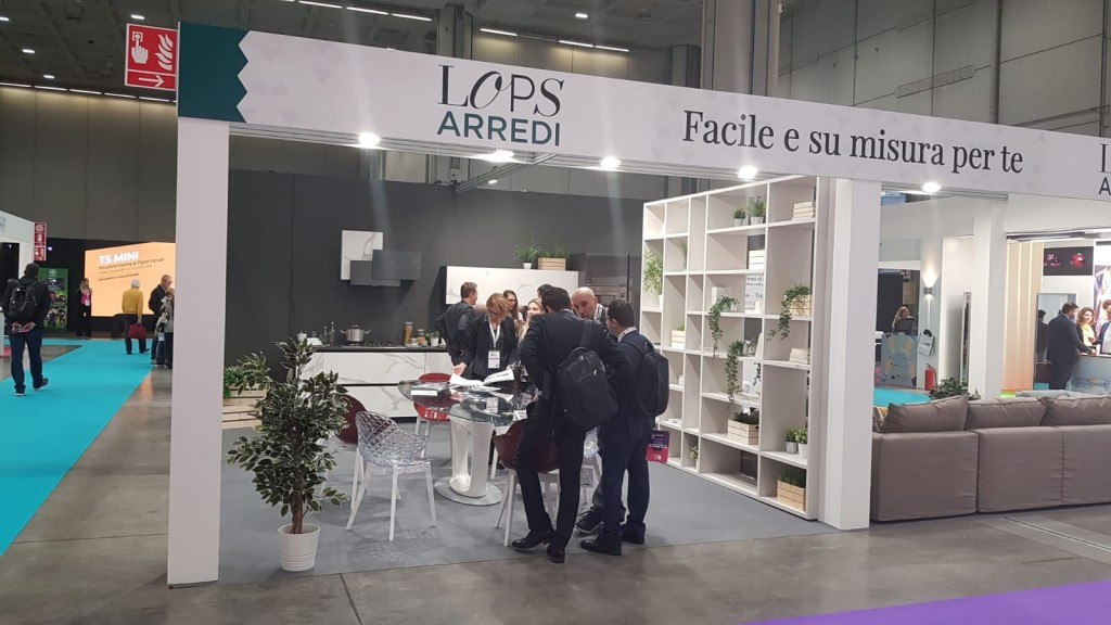 Lops Franchising_stand Fiera