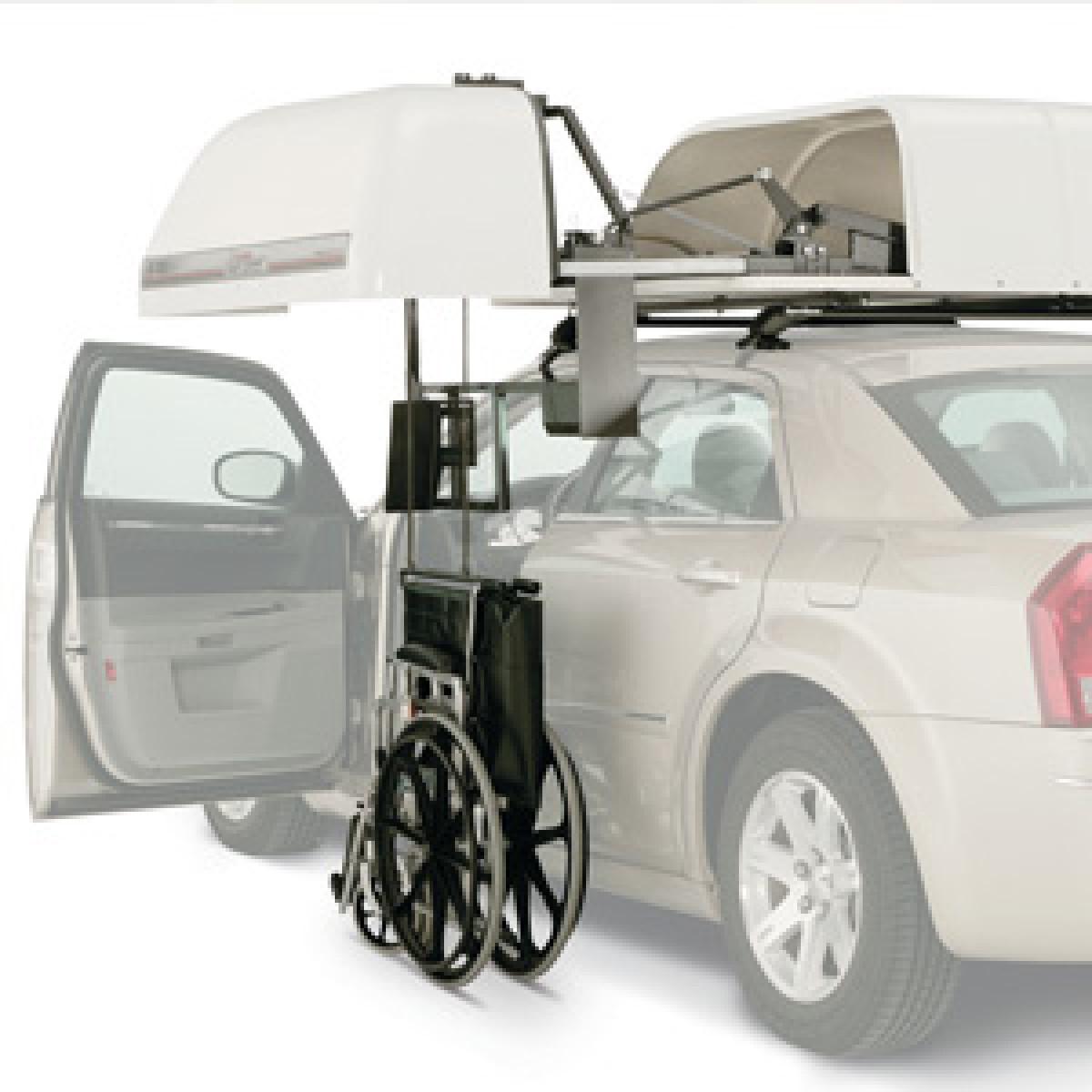 wheelchair lift cost xbox one racing chair braun topper manual blvd