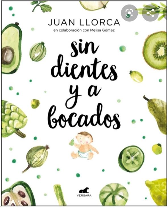 Portada de Sin Dientes y a bocados de Juan Llorca