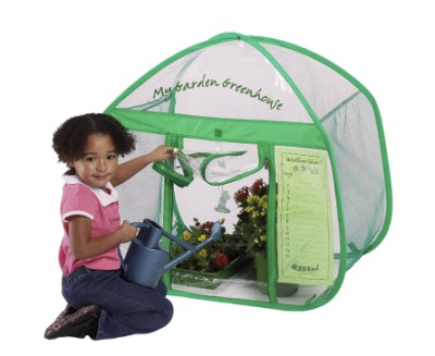 Childrens My Pop Up Garden Greenhouse